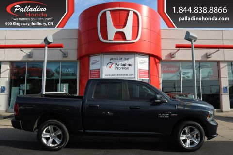 Pre-Owned 2015 Ram 1500 Sport - FOUR WHEEL DRIVE BLUETOOTH