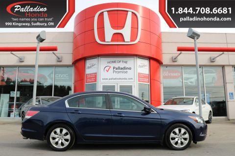 Pre-Owned 2008 Honda Accord Sdn EX - CERTIFIED - FWD 4dr Car
