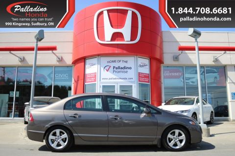 Pre-Owned 2011 Honda Civic Sdn SE - CERTIFIED - FWD 4dr Car