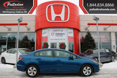Pre-Owned 2015 Honda Civic Sedan LX - FOUR NEW TIRES FRESH BRAKES - BLUETOOTH HEATED SEATS BACK UP CAMERA -