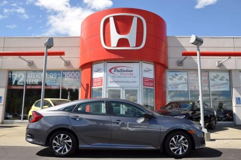New 2016 Honda Civic Sedan EX