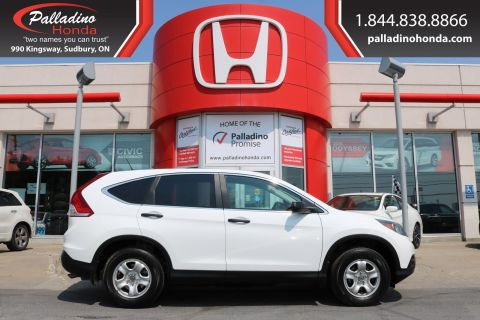 Pre-Owned 2012 Honda CR-V LX - BACK UP CAMERA HEATED SEATS BLUETOOTH -