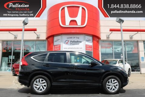 Pre-Owned 2016 Honda CR-V EX-L - BLIND SPOT CAMERA SUNROOF HEATED SEATS -