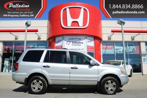 Pre-Owned 2004 Honda Pilot EX - SELF CERTIFY - With Navigation & AWD