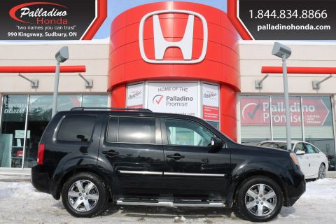 Pre-Owned 2015 Honda Pilot Touring-ALL WHEEL DRIVE,REAR ENTERTAINMENT SYSTEM,NAVIGATION SYSTEM