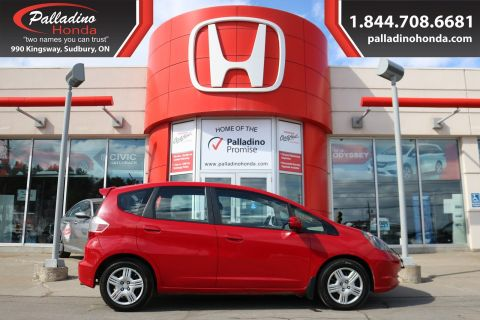 Pre-Owned 2013 Honda Fit LX - THIS WILL FIT YOUR BUDGET - FWD Hatchback