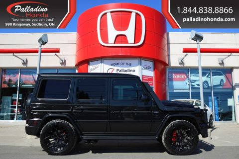 Pre-Owned 2017 Mercedes-Benz G-Class AMG G 63 - BRABUS - AWD