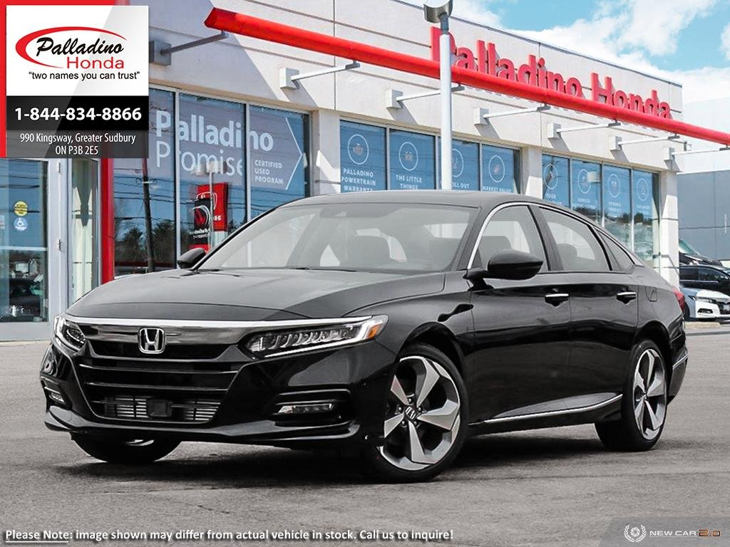 New 2020 Honda Accord Sedan Touring