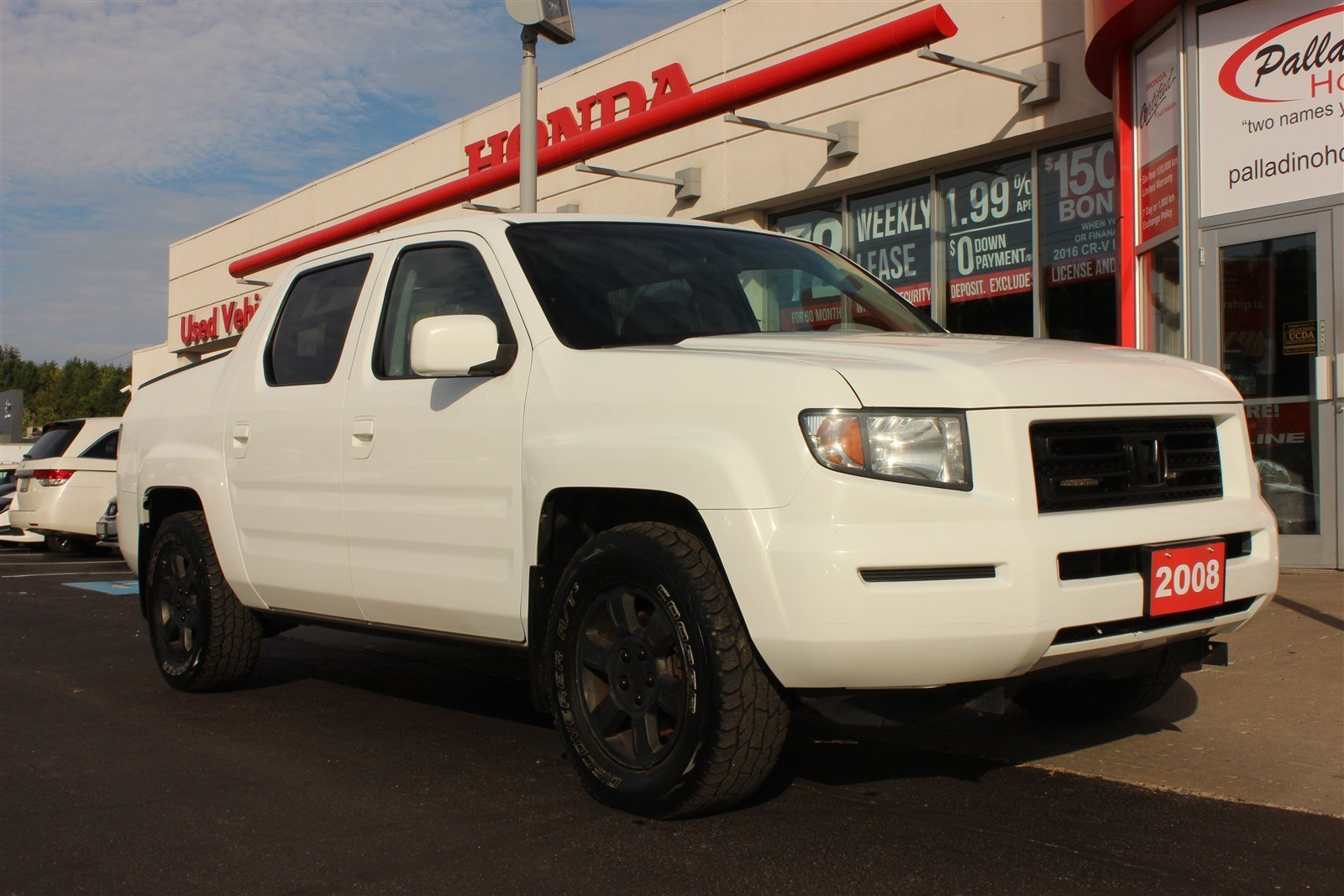 Pre Owned 2008 Honda Ridgeline Certified Crew Cab Pickup In Parts Diagram On Suspension Schematic
