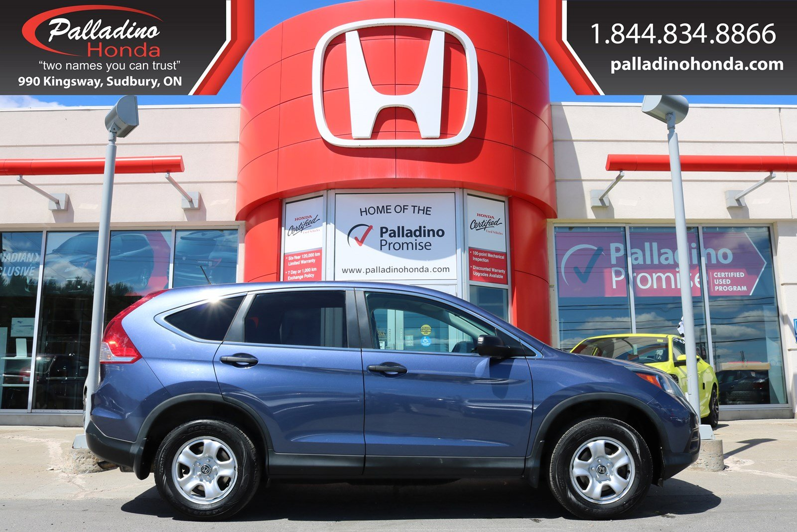 Pre-Owned 2014 Honda CR-V LX-ALL WHEEL DRIVE,BACKUP CAMERA,BLUETOOTH CONNECTION