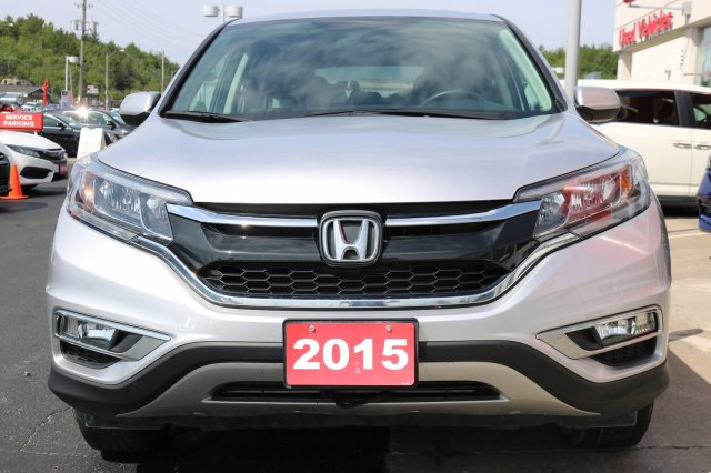 Pre-Owned 2015 Honda CR-V EX-L, BLUETOOTH, CRUISE CONTROL, BACK-UP CAMERA