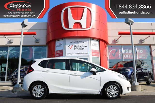 Pre-Owned 2016 Honda Fit LX-BACKUP CAMERA,HEATED SEATS,BLUETOOTH,6-SP MANUAL