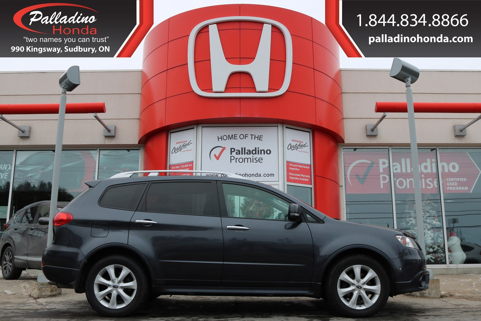 Pre-Owned 2011 Subaru Tribeca Limited-CERTIFIED
