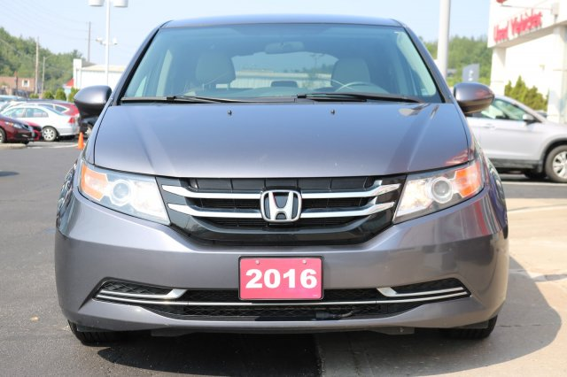 Pre-Owned 2016 Honda Odyssey EX-3rd ROW SEATS,BLUETOOTH CONNECTION,BACKUP  CAMERA FWD Mini-van, Passenger