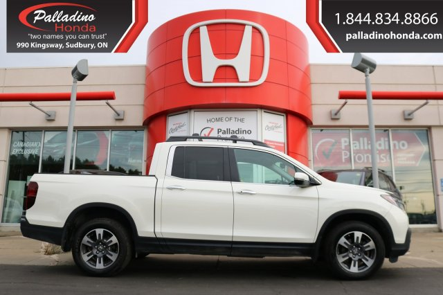 Pre-Owned 2018 Honda Ridgeline Touring-ALL WHEEL DRIVE, NAVIGATION, LEATHER