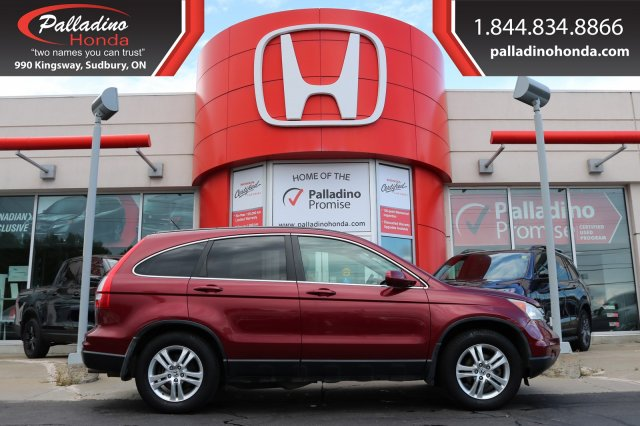 Pre-Owned 2010 Honda CR-V EX-CERTIFIED