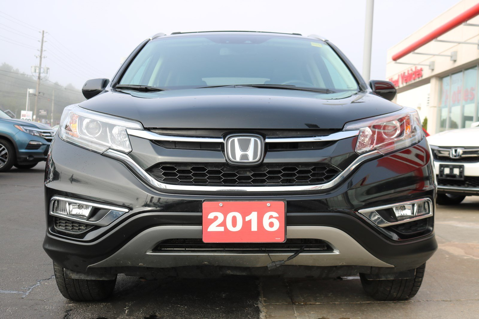 Pre Owned 2016 Honda Cr V Touring Navigation Sunroof Back Up Online Store 2010 Crv Antenna Parts Camera