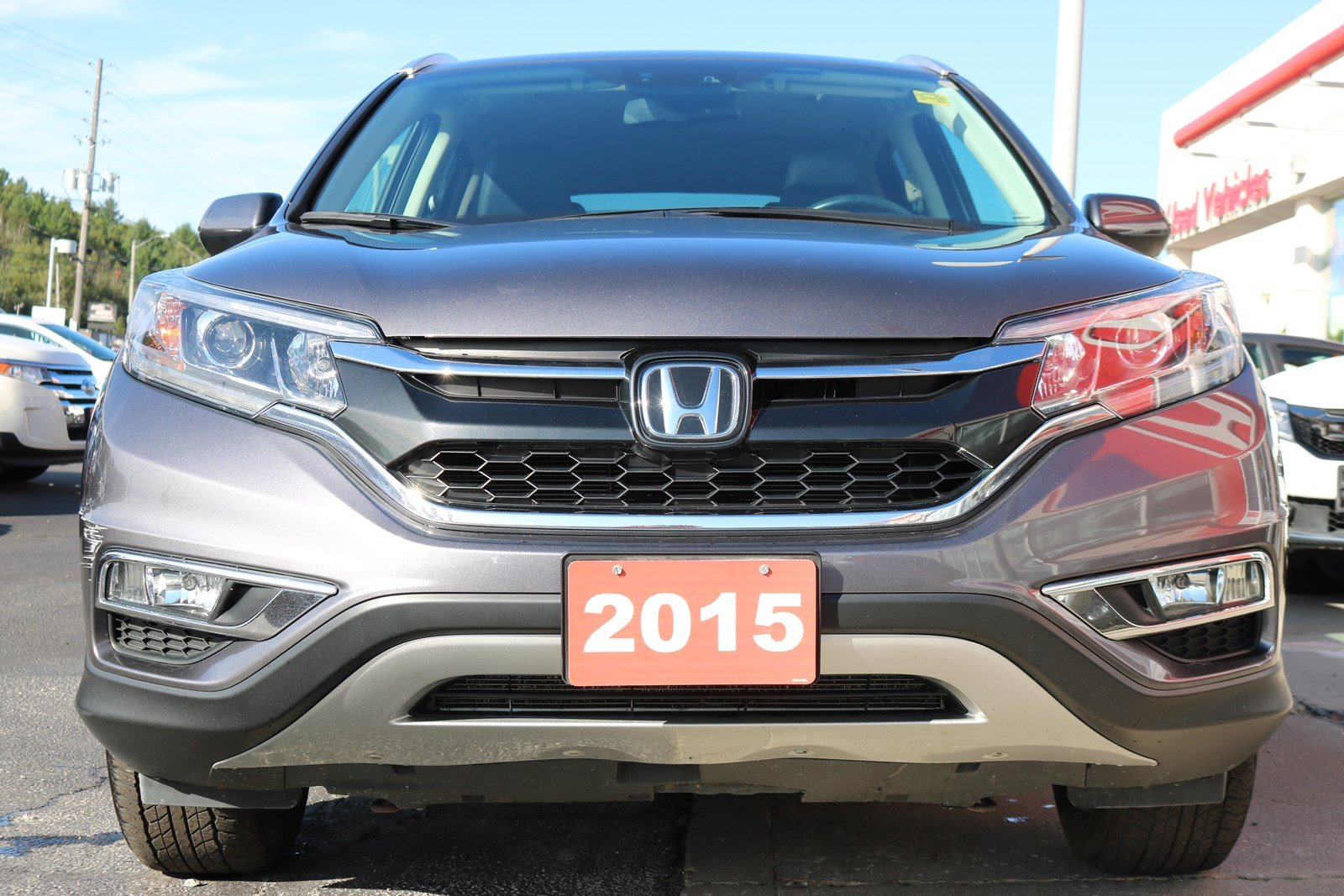 Pre Owned 2015 Honda Cr V Touring Bluetooth Navigation Back Up Online Store 2009 Crv Tailgate Parts Camera