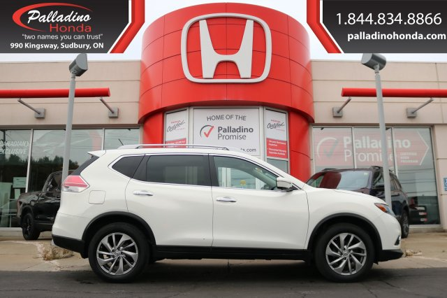 Pre-Owned 2014 Nissan Rogue SL-ALL WHEEL DRIVE, BACKUP CAMERA, HEATED SEATS