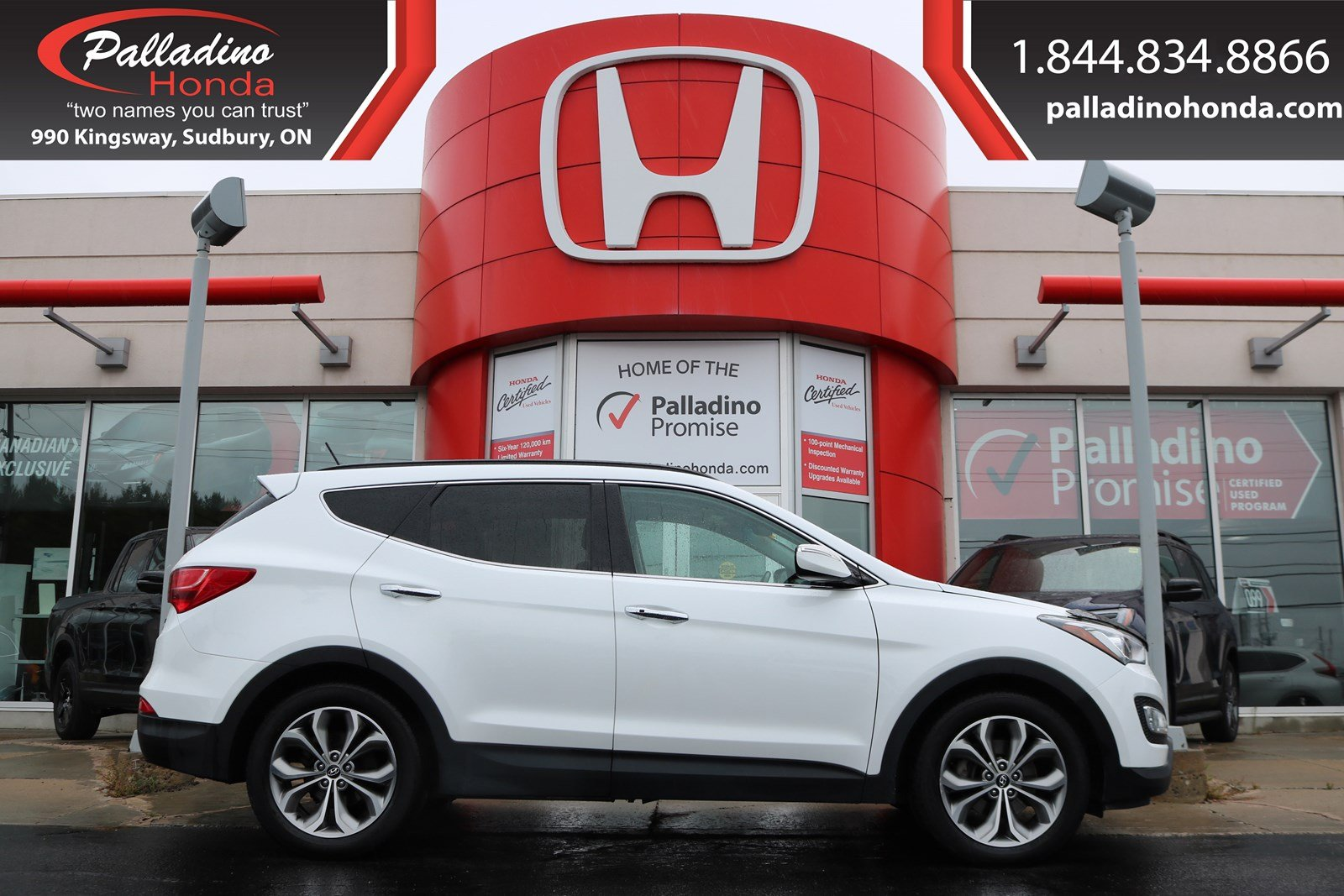 Pre-Owned 2014 Hyundai Santa Fe Sport Limited-ALL WHEEL DRIVE,2.0L TURBO,PANORAMIC ROOF