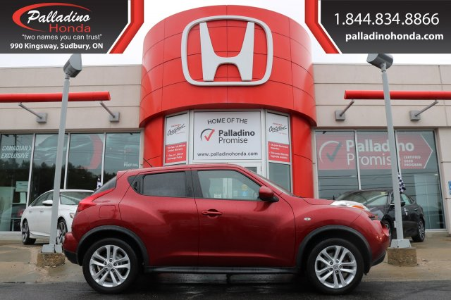Pre-Owned 2013 Nissan JUKE LOW MILES,ALL WHEEL DRIVE,BLUETOOTH CONNECTION
