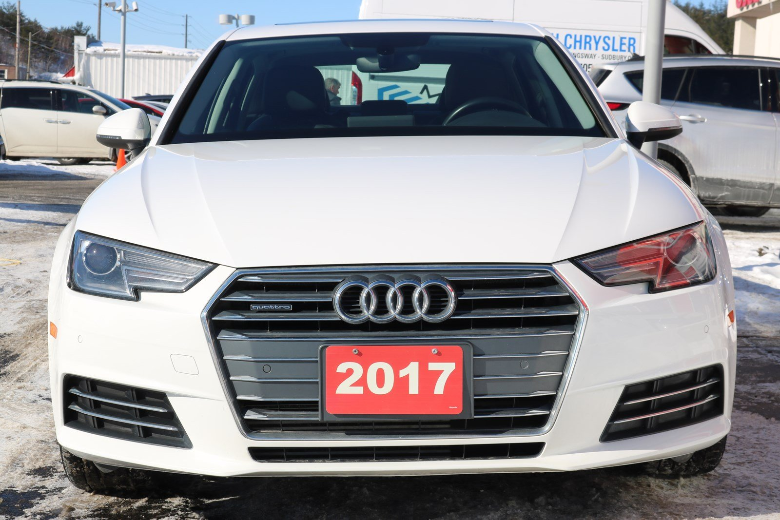 Pre Owned 2017 Audi A4 Progressiv Turbo Charged All Wheel Drive Navigation