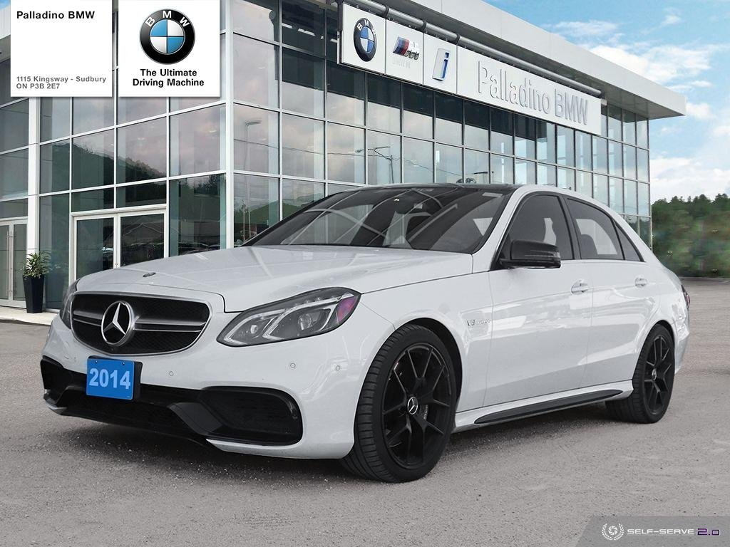 Pre-Owned 2014 Mercedes-Benz E-Class E 63 AMG