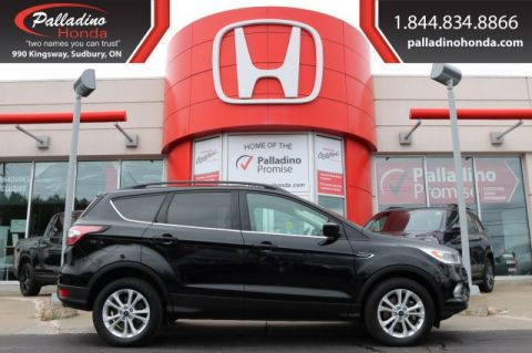 Pre-Owned 2018 Ford Escape SEL-ALL WHEEL DRIVE, NAVIGATION, LEATHER