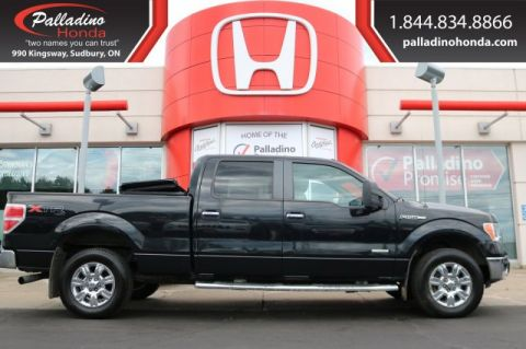 Pre-Owned 2012 Ford F-150 -CERTIFIED