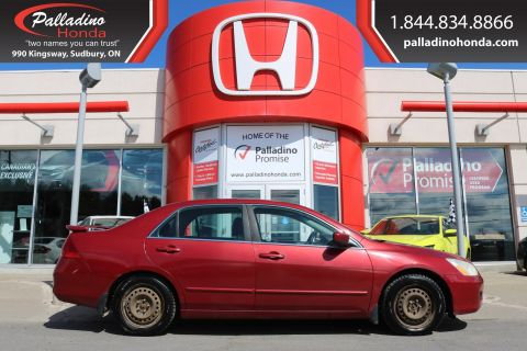 Pre-Owned 2007 Honda Accord Sdn SELF CERTIFY
