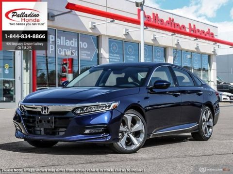 New 2019 Honda Accord Sedan Touring
