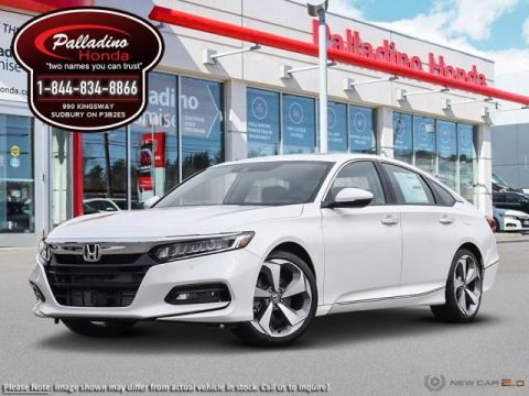 New 2019 Honda Accord Sedan Touring 2.0