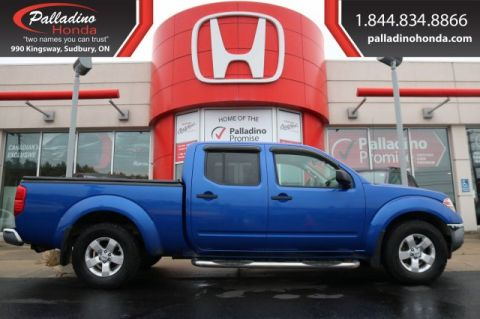 Pre-Owned 2012 Nissan Frontier SV-CERTIFIED
