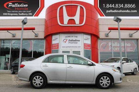 Pre-Owned 2010 Toyota Corolla LE-LOW MILES,CD PLAYER,