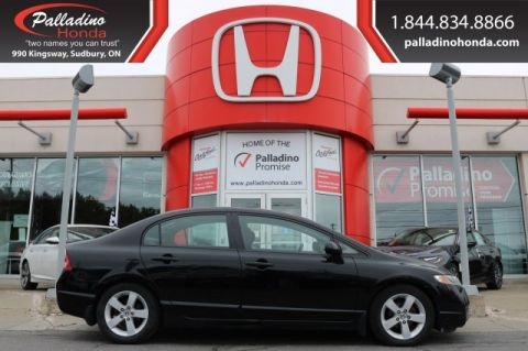 Pre-Owned 2010 Honda Civic Sdn Sport-SELF CERTIFY