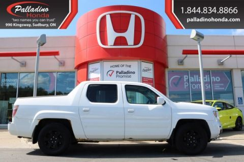 Pre-Owned 2008 Honda Ridgeline EX-L-SELF CERTIFY
