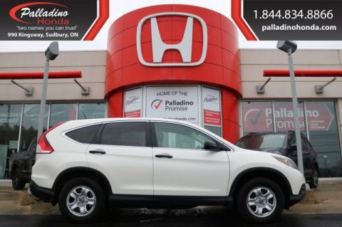 Pre-Owned 2013 Honda CR-V LX-CERTIFIED