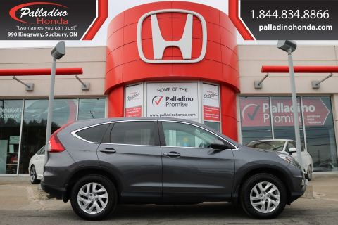 Pre-Owned 2016 Honda CR-V SE-LOW MILES,ALL WHEEL DRIVE,BLUETOOTH