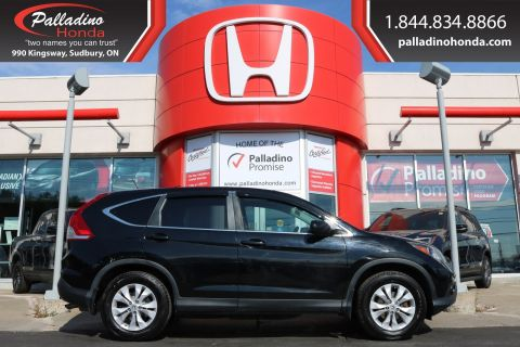 Pre-Owned 2014 Honda CR-V EX-ALL WHEEL DRIVE, HEATED SEATS, BLUETOOTH