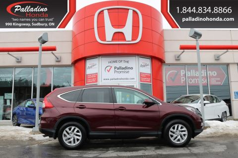 Pre-Owned 2016 Honda CR-V EX-KEYLESS START,ALL WHEEL DRIVE,BLUETOOTH