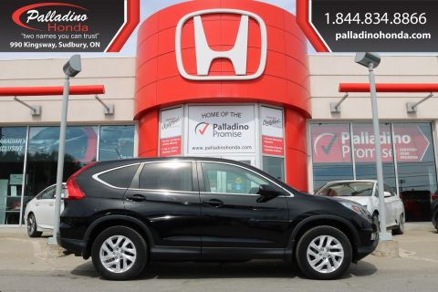 Pre-Owned 2015 Honda CR-V EX-LOW MILES,BACKUP CAMERA,BLUETOOTH CONNECTION