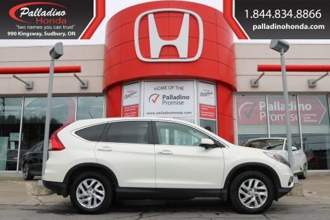 Pre-Owned 2016 Honda CR-V EX-ALL WHEEL DRIVE,KEYLESS START,BLUETOOTH CONNECTION