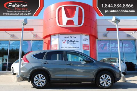 Pre-Owned 2014 Honda CR-V EX-L-ALL WHEEL DRIVE,BACKUP CAMERA,BLUETOOTH,