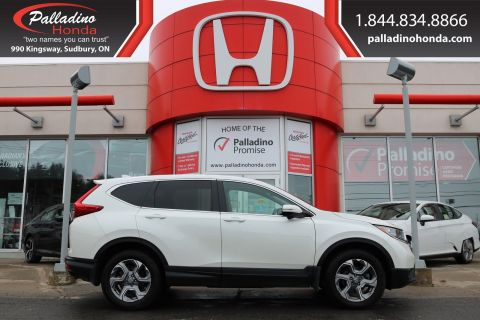 Pre-Owned 2017 Honda CR-V EX-LOW MILES,ALL WHEEL DRIVE,BLUETOOTH