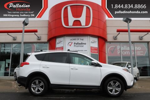 Pre-Owned 2015 Toyota RAV4 XLE-LOW MILES,ALL WHEEL DRIVE,SATELLITE RADIO