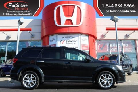 Pre-Owned 2014 Dodge Journey R/T-CERTIFIED