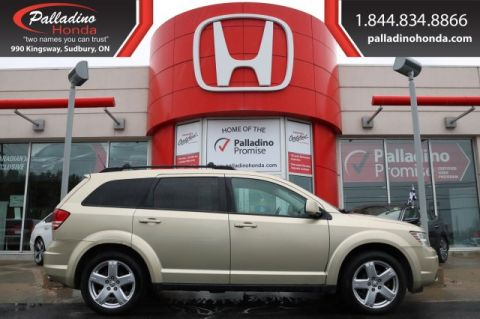 Pre-Owned 2010 Dodge Journey SXT-SELF CERTIFY