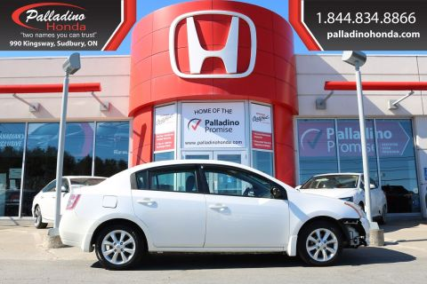 Pre-Owned 2011 Nissan Sentra 2.0-SELF CERTIFY FWD 4dr Car