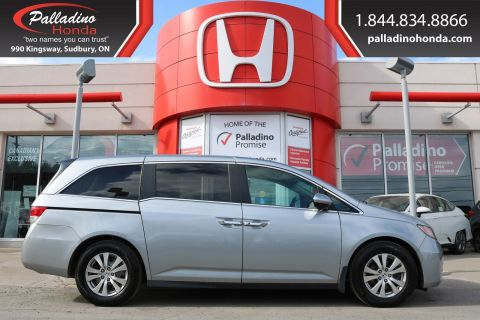 Pre-Owned 2016 Honda Odyssey EX-KEYLESS START,BLUETOOTH,POWER REAR DOORS