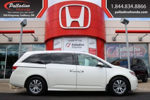 Pre-Owned 2017 Honda Odyssey Touring-REAR ENTERTAINMENT SYSTEM,THIRD ROW SEATS,NAVIGATION